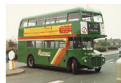 RM 980 on number 1, East Midlands route